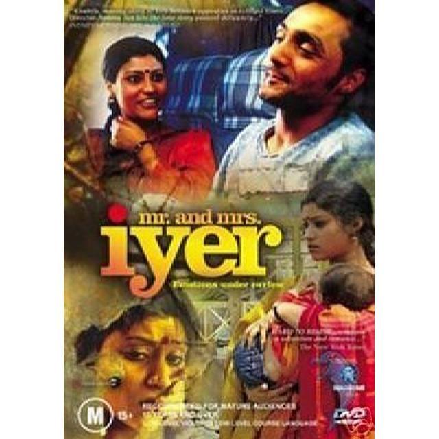 Mr. & Mrs. Iyer [DVD]